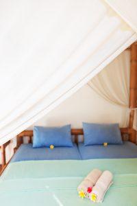 Bed Deluxe Double Surf WG