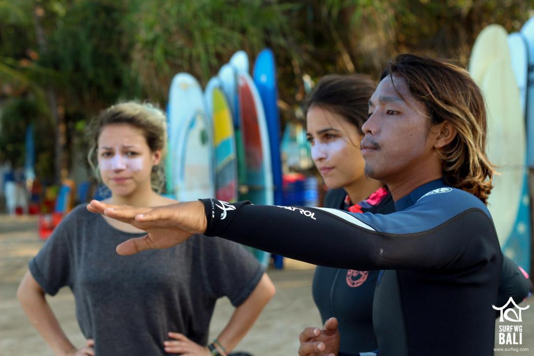 Surf Wg Surfcamp Bali Surfkurs Anfänger Special