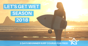 SurfWG surf camp Bali special deal – get it now