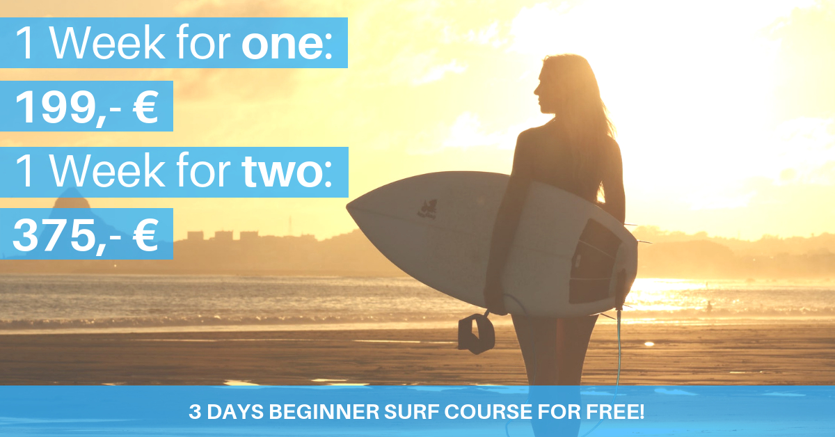 SurfWg Bali surf camp special deal for november 2018