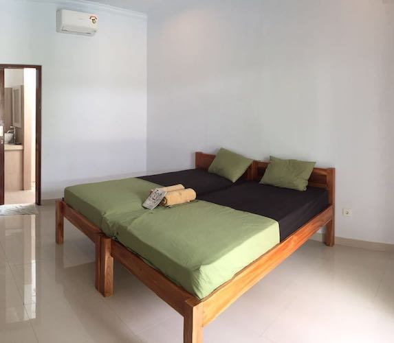 Double room villa7 SurfWG Bali Kopie