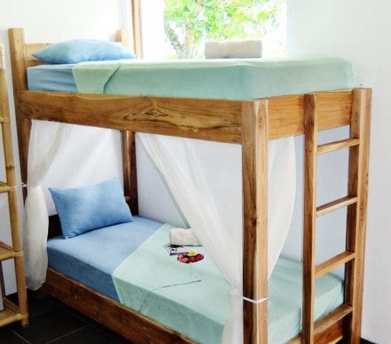 bunk beds main villa SurfWG